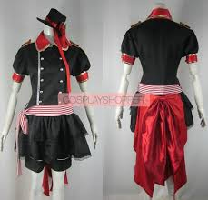Black Butler Halloween Costumes Kuroshitsuji Black Butler Ciel Phantomhive Strawberry Cosplay