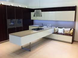 floating kitchen island with built in sofa house u2022 pinterest