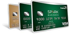 Comerica Business Credit Card Spark Business Credit Cards Capital One