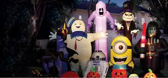 minion inflatable halloween decorations top 4 outdoor halloween