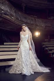 elie saab wedding dresses the 12 most jaw dropping wedding dresses from bridal fashion week