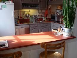 couleur plan de travail cuisine béton ciré concept cuisines plan de travail