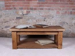 wood plank coffee table plank coffee tables handmade coffee tables h f