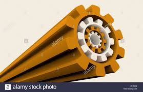 industrial theme abstract industrial theme background with gears stock photo