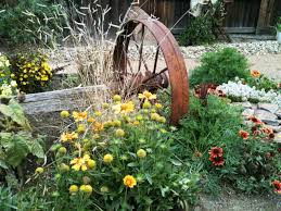Landscape Flower Garden by Country Landscaping Ideas Hgtv