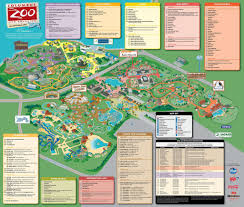 Zoo Map Columbus Zoo Maplets