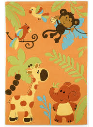 tapis chambre d enfants tapis jungle pour chambre d enfant chambre jungle
