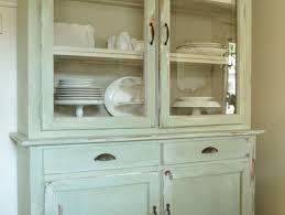cabinet small corner hutch kitchen modern small white corner