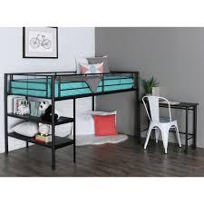 home loft concepts twin loft bed u0026 reviews wayfair