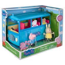 peppa pig bus blue target