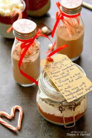 chocolate mix christmas edible gift