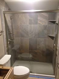 approximate cost to convert tub to walk in shower