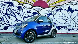 smart car 2016 smart fortwo review tiny car redux slashgear