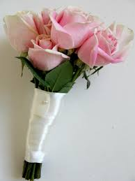 silk ribbon roses use silk ribbon to create a wedding bouquet how tos diy