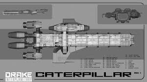 drake caterpillar overlay floor plan starcitizen