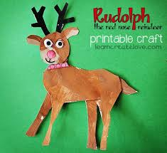 Kids Reindeer Crafts - 1160 best learncreatelove com crafts images on pinterest kids