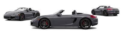 Porsche Boxster Black Edition - 2016 porsche boxster s 2dr convertible research groovecar