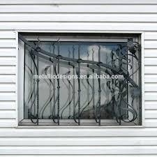 iron window grill color new design wrought iron balcony window