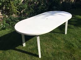 White Resin Patio Tables White Plastic Patio Table Wonderful Plastic Outdoor Dining Table