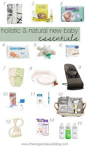 baby essentials holistic new baby essentials giveaways the organic beauty