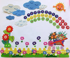 How To Decorate Nursery Classroom Wall Decor Nursery Class Wall Decoration Nursery Class