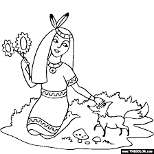 prince princess coloring pages 1