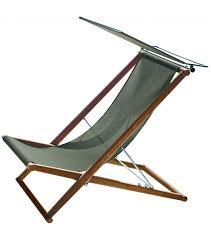 Orson Chair Orson Roda Deck Chair Milia Shop