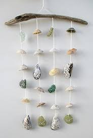 great diy seashell wind chimes ideas quiet corner