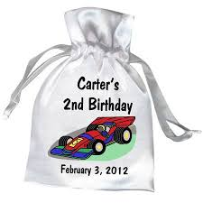 race car birthday party invitations favors and birthday t shirts