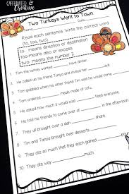 195 best thanksgiving images on second grade