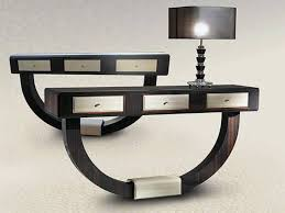 Hallway Accent Table Console Tables Fabulous Narrow Modern Console Table Drawers Wood