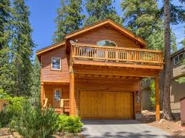 modern cabin walk to lake tahoe access homeaway carnelian bay