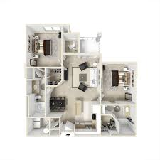 Florida Floor Plans Apartment Floorplans City View Orlando Florida