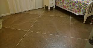 faux tile painted floor hometalk