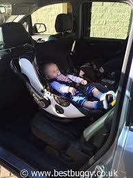 siege auto kiddy crash test kiddy evo lunafix review by best buggy best buggy