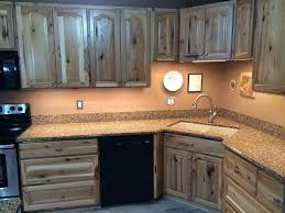 amish kitchen cabinets rustic hickory amish kitchen cabinets