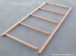 Free Built In Bookcase Woodworking Plans by Remodelaholic Diy House Frame Bookshelf Plans