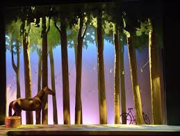 tree forest set design performing arts the list