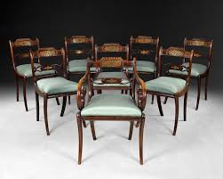 Regency Dining Table And Chairs 91 Best Regency Interiors U0026 Furnishings Images On Pinterest