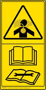 safety sign artwork fama
