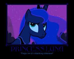 Mlp Luna Meme - princess luna motivator by ultimatedume1995 on deviantart