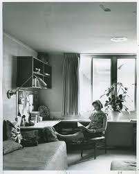 vintage american dorm decor apartment therapy