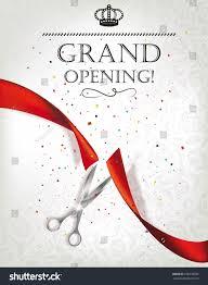 Shop Opening Invitation Card Grand Opening Invitation Template Free Futureclim Info