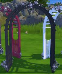 wedding arches on sims 3 the of wedding arch sims community social