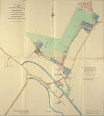 Essex England Map by Industrial Archaeology