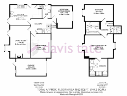 tate residences floor plan 3 bedroom detached for sale in wallingford