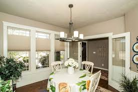 Dining Rooms With Wainscoting Tropical Dining Room With Carpet U0026 Wainscoting In Eagle Id