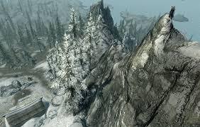 Solstheim Map Hvitkald Peak Dragonborn Elder Scrolls Fandom Powered By Wikia