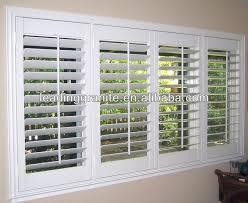 Wooden Window Shutters Interior Diy Best 25 Indoor Window Shutters Ideas On Pinterest Sliding Door