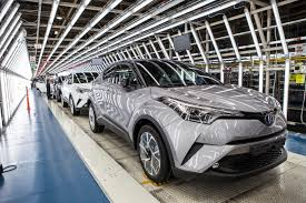 mazda is made in what country toyota starts c hr production in turkey enters surging category